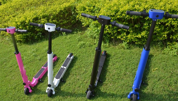 10 Best Electric Folding Scooters in 2019